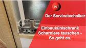 Gorenje Kühlschrank Hzos3366 Bedienungsanleitung : Anleitung: so ändert man die Öffnungsrichtung eines kühlschranks