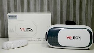 Best Cheapest VR Box 2.0 Unboxing & Review!!