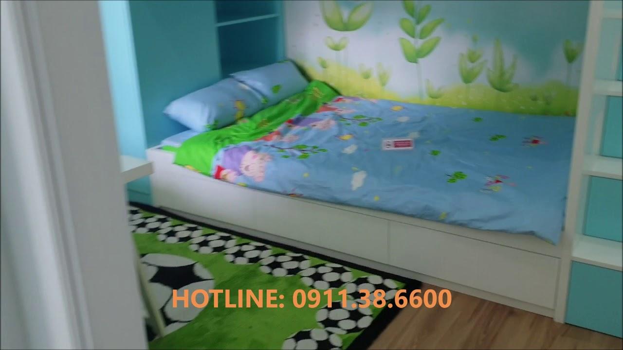 Căn hộ 2 phòng ngủ dự án High Intela Quận 8, dt 64.5m2 – 0911386600