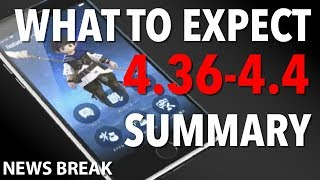 FFXIV Patch 4.36 to 4.4 Live letter Summary