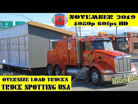 Truck Spotting USA | Oversize Load Trucks | Heavy Haul Trucking | Equipment | Military