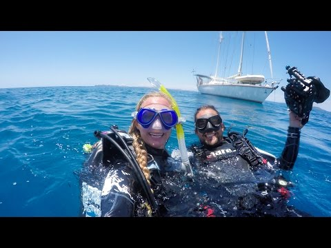 DIY Scuba Diving on Sailing Vessel Delos