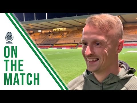 Leigh Griffiths on the Match | Partick Thistle 1-2 Celtic