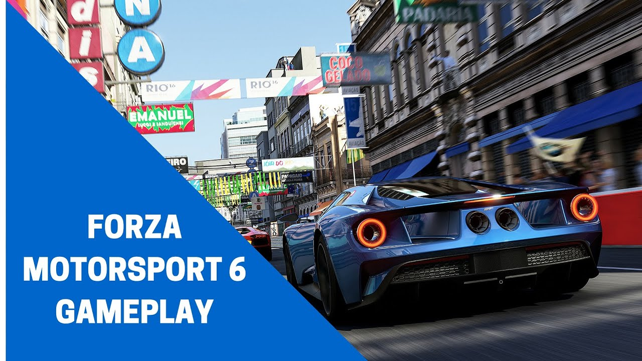 forza motorsport 6 apex pc gameplay youtube. Black Bedroom Furniture Sets. Home Design Ideas