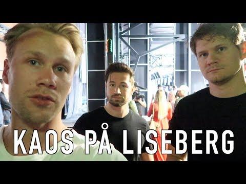 Kaos på Liseberg & Golf (VLOGG #39)
