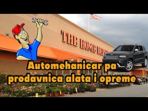 AUTOMEHANICAR PA PRODAVNICA ALATA I OPREME,ZIVOT U AMERICI