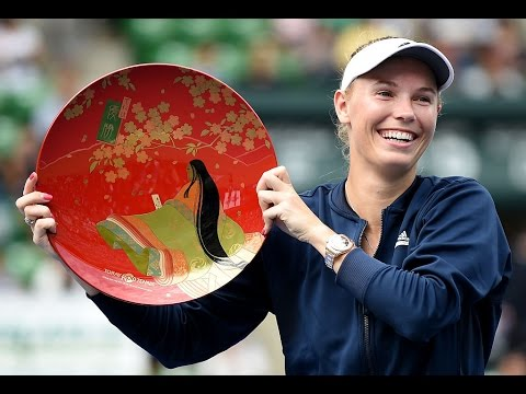 2016 Toray Pan Pacific Open Final | Caroline Wozniacki vs Naomi Osaka | WTA Highlights