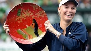 2016 Toray Pan Pacific Open Final | Caroline Wozniacki vs Naomi Osaka | WTA Highlights