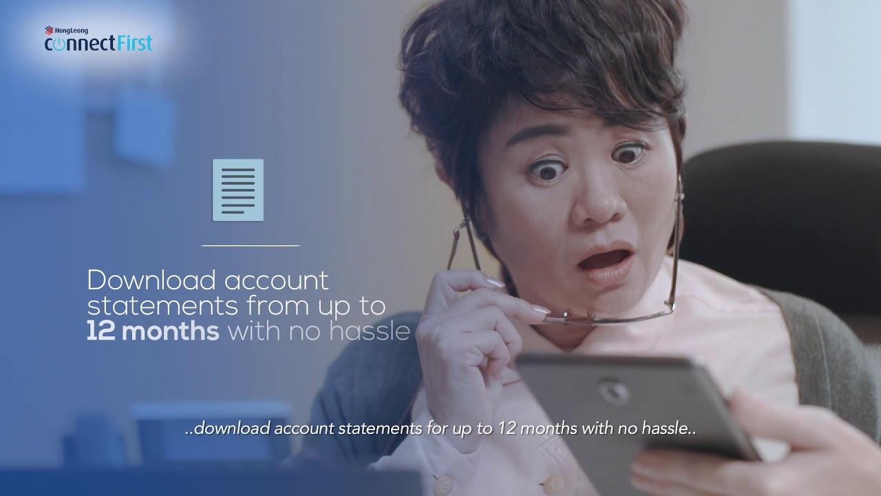 Hong Leong ConnectFirst - Hong Leong Bank