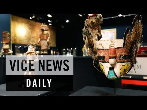 VICE News Daily: Paris Auctions Anger Native American Tribes