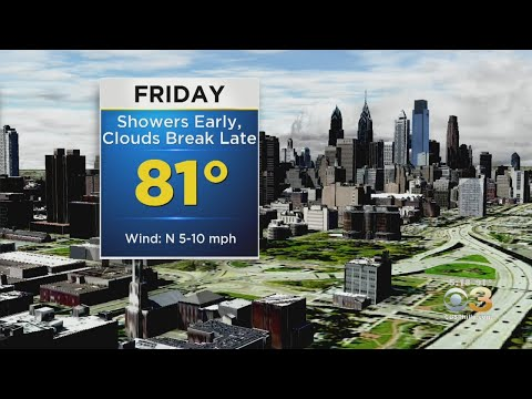 Philadelphia Weather: One More Hot Day