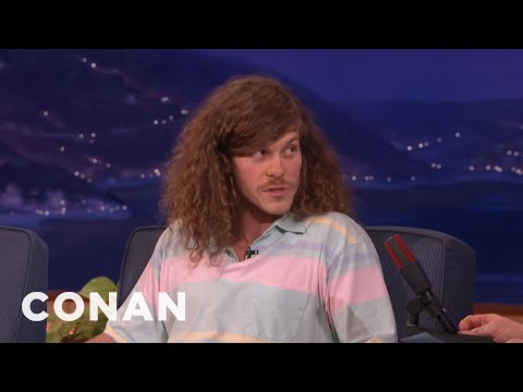 Blake Anderson And Adam Devine's Butt Pact   CONAN on TBS