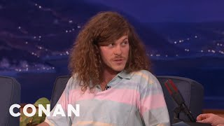Blake Anderson And Adam Devine's Butt Pact  - CONAN on TBS