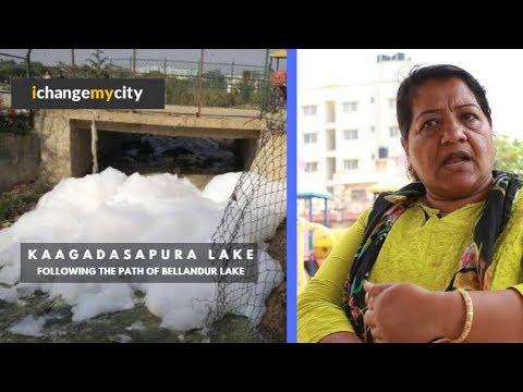 My Kaggadasapura #CityChamps