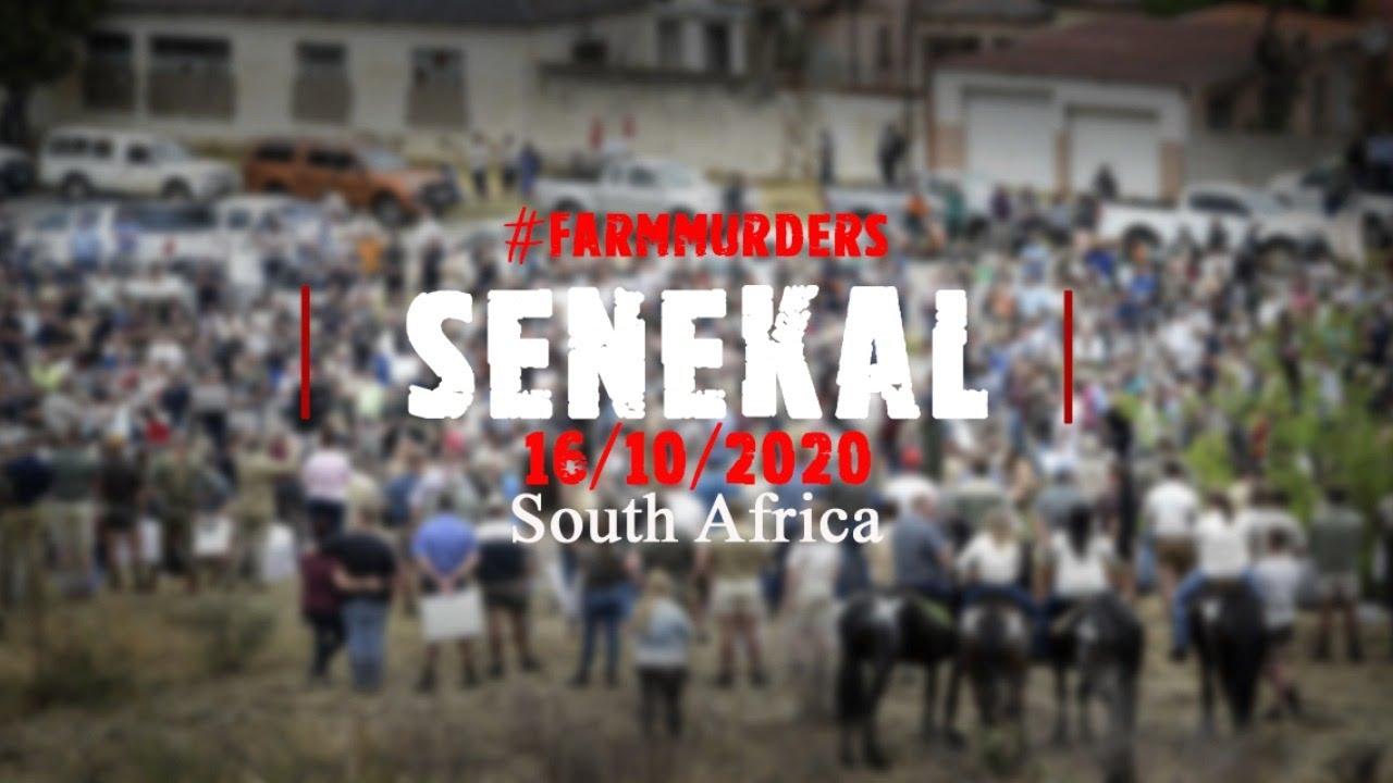 Download Senekal 16/10/2020 - South Africa - Suidlanders Live Stream Mirror