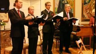 Bolinkvartetten - Finska Rytteriets Marsch