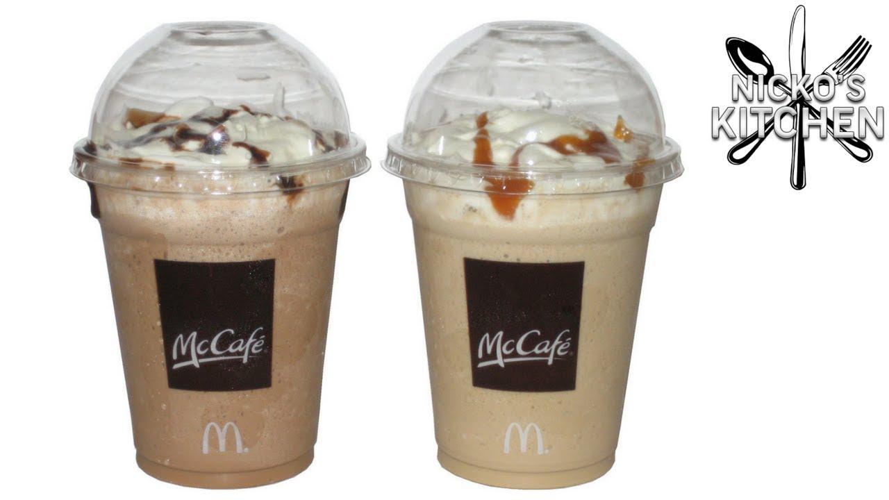 How To Make Mcdonalds Frappe