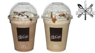 Mcdonalds Frappe - Video Recipe