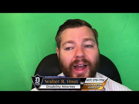 1137: Why Was I Not Found Disabled For SSI SSDI In 2019 By The SSA?  Attorney Walter Hnot Disability