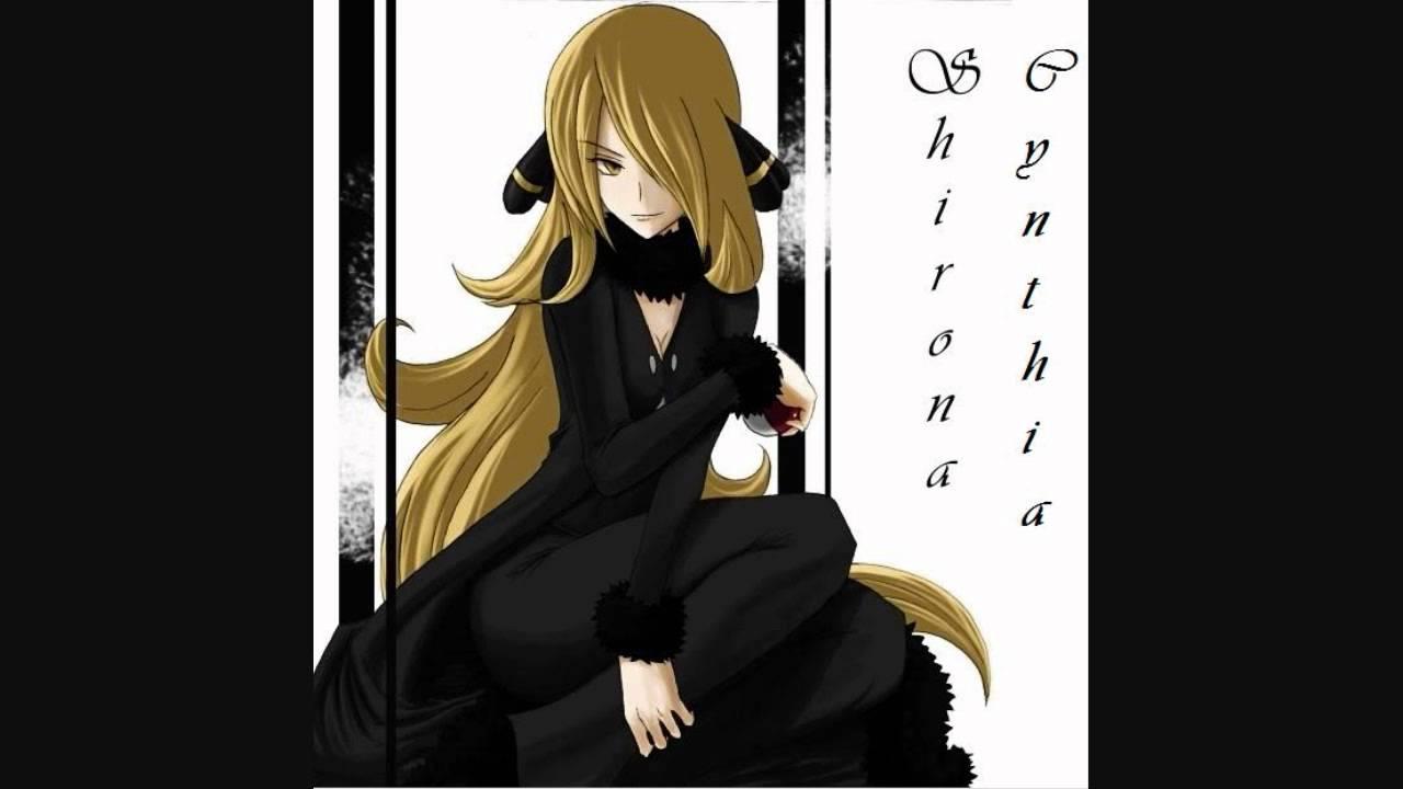 Pokemon Black and White - Cynthia Battle Music ...