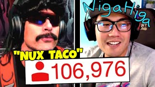 "I Raided Big Streamers With 100k ""Haters"" (ft DrDisrespect, NigaHiga, Gus Johnson, MxR Plays etc)"