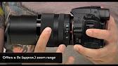 Sony 18-135mm vs Sony 18-105mm Lens Comparison - YouTube