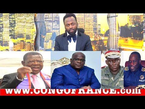 ACTUALITÉ 17 04 2019 SANKURU MENDE CHASSÉ PAR LA POPULATION + F.TSHISEKEDI EST ARRIVÉ A BENI