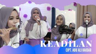KEADILAN - EZZURA BY NASIDA RIA (Cover Version) #Qasidah