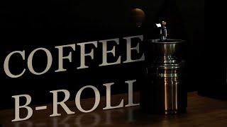 CINEMATIC COFFEE B ROLL