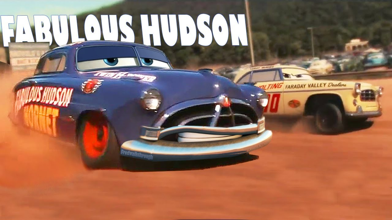 cars doc hudson hornet disney cars fabulous hudson. Black Bedroom Furniture Sets. Home Design Ideas