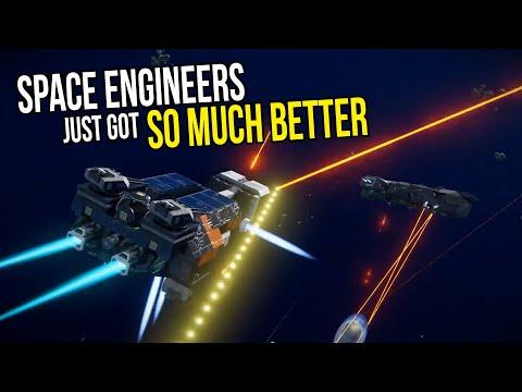 Space Engineers - Can't Believe This Is Space Engineers