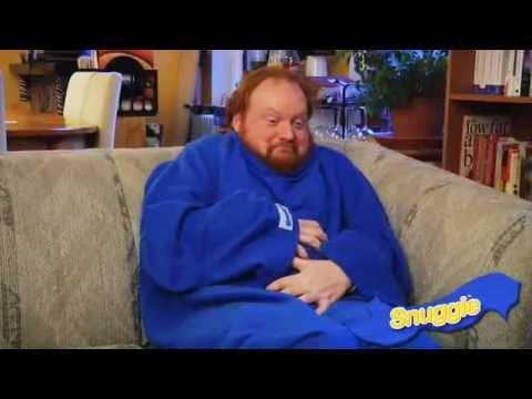 the snuggie d lux snuggie for men snuggie parody youtube
