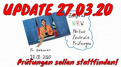 UPDATE Abitur ZP10 Abschluss 2020 NRW