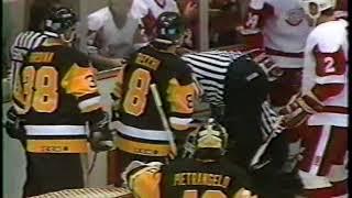 Ulf Samuelsson vs Sergei Fedorov