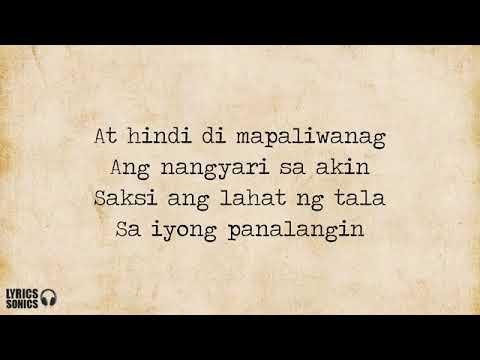 tagpuan lyrics and translation