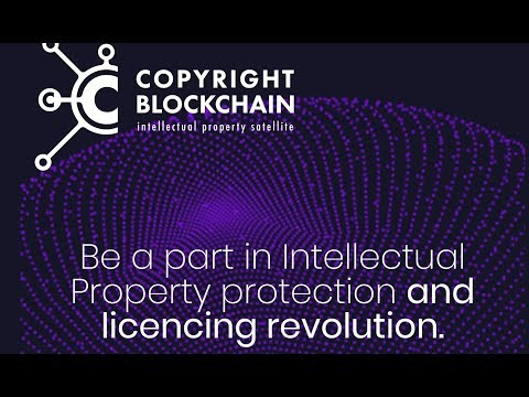 The CopyrightBlockchain.io project use blockchain to prove your copyright ownership