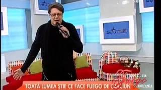 """FUEGO - """"Nu ştiu niciodată"""" (""""Star matinal de weekend"""", Antena Stars, 11 apr. 2015)"""