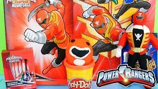 Play Doh Surprise Power Rangers Megaforce Toys Basket From Walmart Playdough By Disney Cars Toy Club