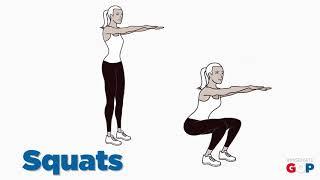 Sen. MacDonald: 4 Exercises You Can Do at Home