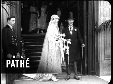 Duke Of Marlborough 1921 Youtube