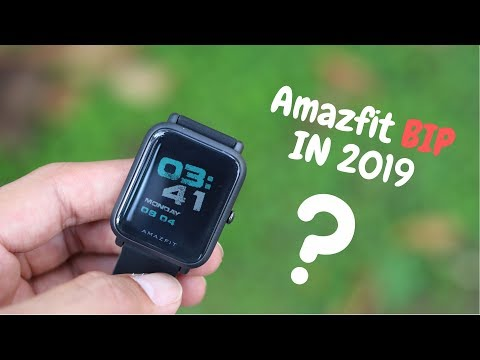 Why I bought Amazfit BIP in 2019   6 PROS & 2 CONS