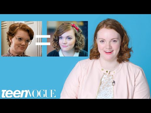 Download Youtube: Shannon Purser Responds to Riverdale & Stranger Things Fan Theories | Teen Vogue