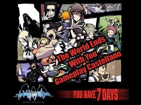 The World Ends With You  : Traducido y Doblado al Castellano
