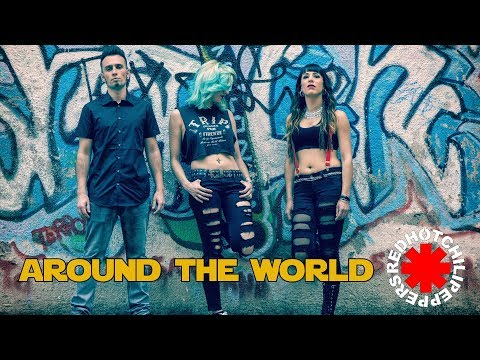 Download Youtube: RED HOT CHILI PEPPERS - Around the World (Black Mamba Cover) RHCP  from Californication Album