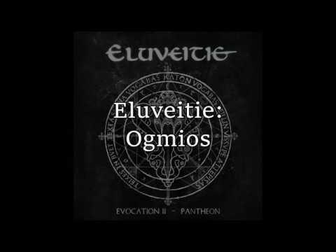 Eluveitie - Ogmios (English & Gaulish lyrics)
