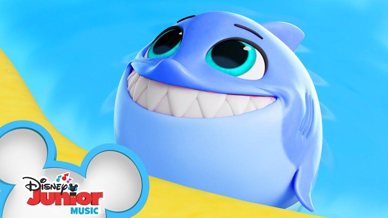 Show Us Your Smile 😁 | T.O.T.S. | Disney Junior