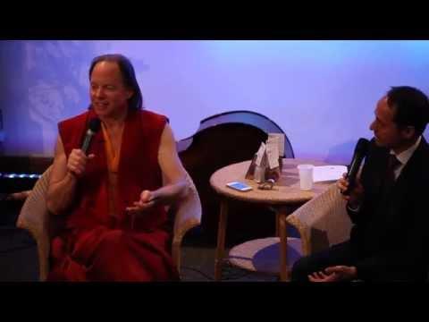 Beziehungen positiv gestalten, erste Nacht (2012, Hamburg, Geshe Michael Roach)