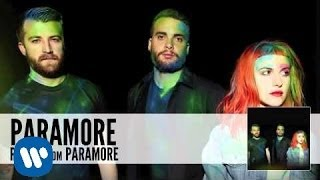 Paramore Proof Audio