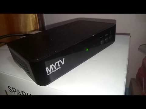 Cara Pasang Dekoder MYTV Di Monitor Komputer - Mustaffa Yasin