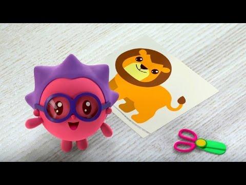 Малышарики - Чей хвостик?🙀 - серия 64 - обучающие мультфильмы для малышей 0-4 - Познавательные и прикольные видеоролики